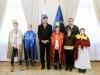 koledniki pri predsedniku RS1; foto Daniel Novakovič STA