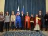 koledniki pri predsedniku vlade; foto Nebojša Tejić STA