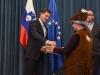 koledniki pri predsedniku vlade2; foto Nebojša Tejić STA