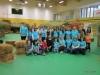 ekipa prostovoljcev, ki so pomagali pri izvedbi Misijonske vasi