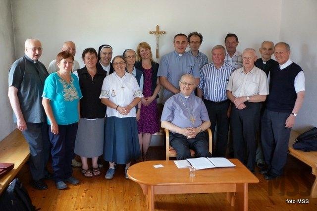 Srečanje misijonarjev - junij 2017